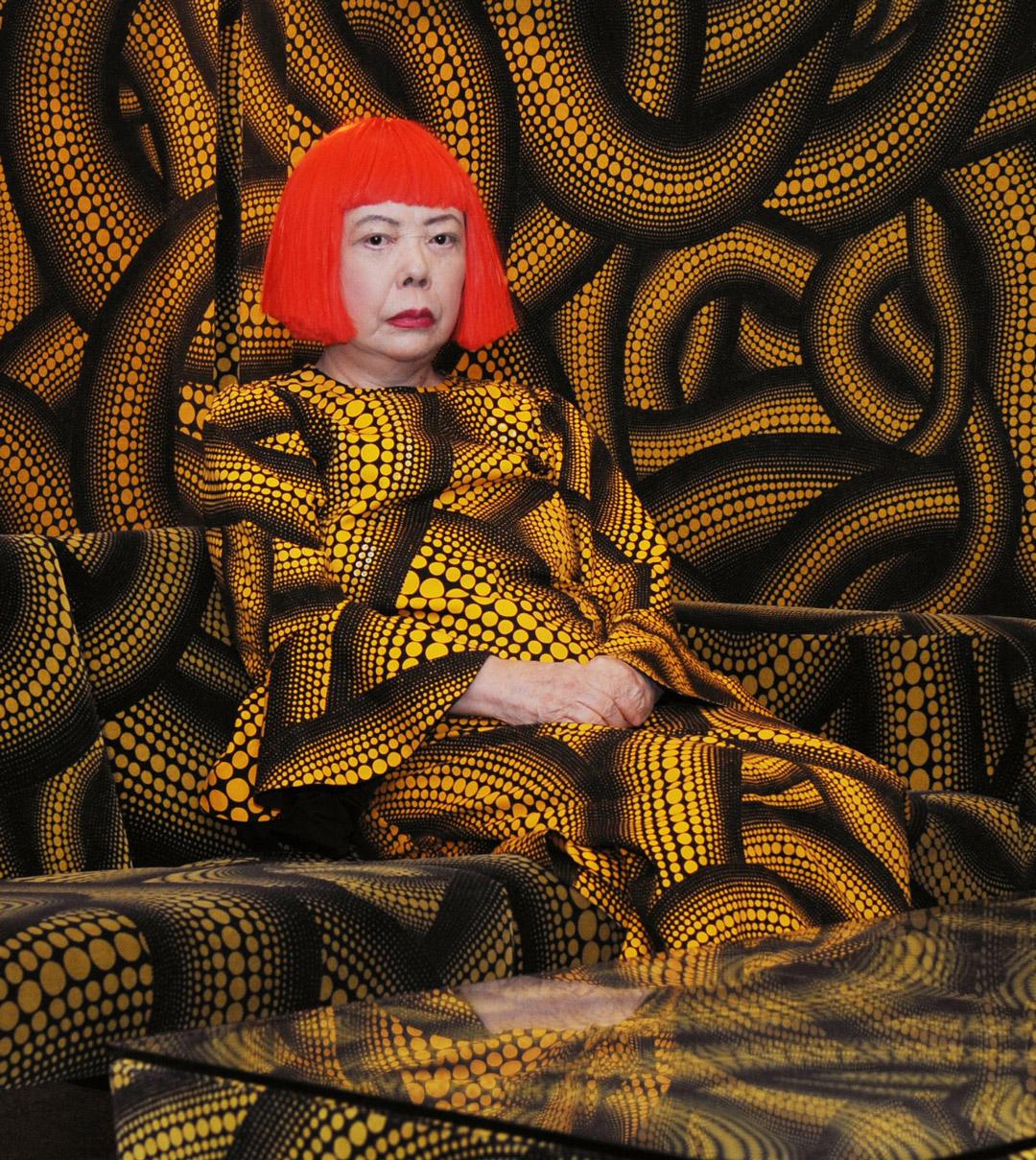About The Exhibition Yayoi Kusama Infinity Mirrors